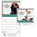 Norman Rockwell Evening Post Wall Calendars